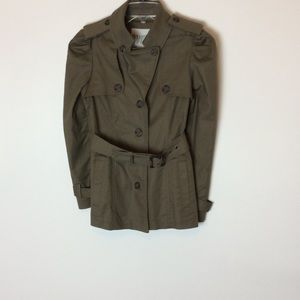 NWT BB Dakota Trench Jacket
